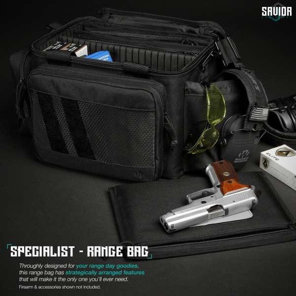 savior equipment specialist range bag