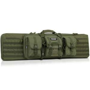 "Savior Equipment American Classic 46"" - Double Rifle Bag - Green"