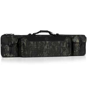 "Savior Equipment Urban Warfare 51"" - Double Rifle Bag"