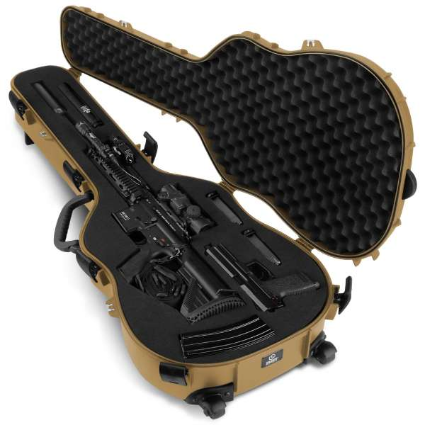SAVIOR EQUIPMENT ULTIMATE GUITAR CASE – SINGLE RIFLE CASE