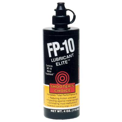 Shooter's Choice - FP10 Lubricant Elite wapenolie