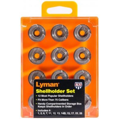 Lyman - Shellholder Set