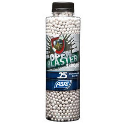 ASG - Open Blaster BB's - 0,25 Gram 3300pcs