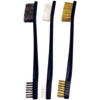 Double Alpha Academy - 3-pcs Utility Brush Set