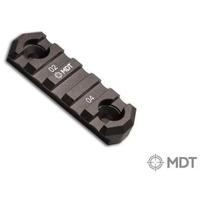 MDT - Accessoire rail 5 slots