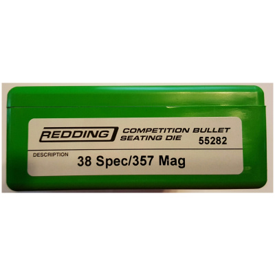 Redding Competition Seating Die 38 Special 357 Magnum