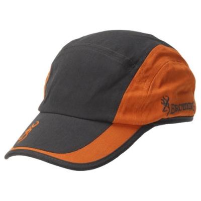 BROWNING ULTRA CAP - DARK ORANGE