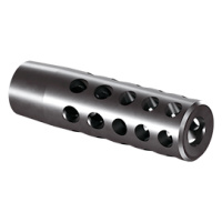 Sako S20 muzzle brake slim SS MT5/8 x 24 stainless, barrel D20, max 7.8