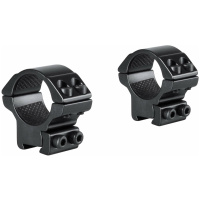 "Hawke MATCH MOUNT 1"" 2 PIECE 9-11MM LOW"