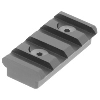 "UTG PRO 1.57"" (4 Slots) Keymod Picatinny Rail Section"