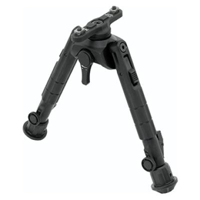 "UTG® Recon 360® TL Bipod, 7""-9"" Center Height, M-LOK®"